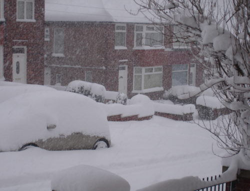 Winter Deaths At Highest Level In 40 Years