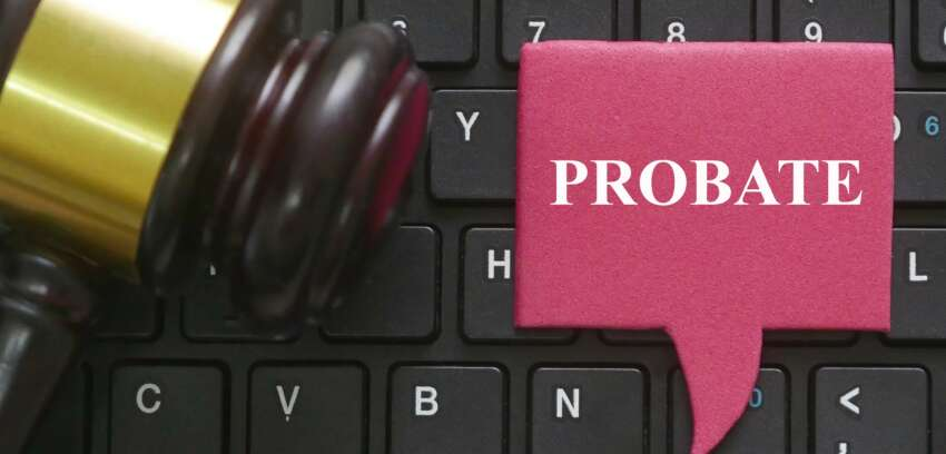 The role of the probate registry