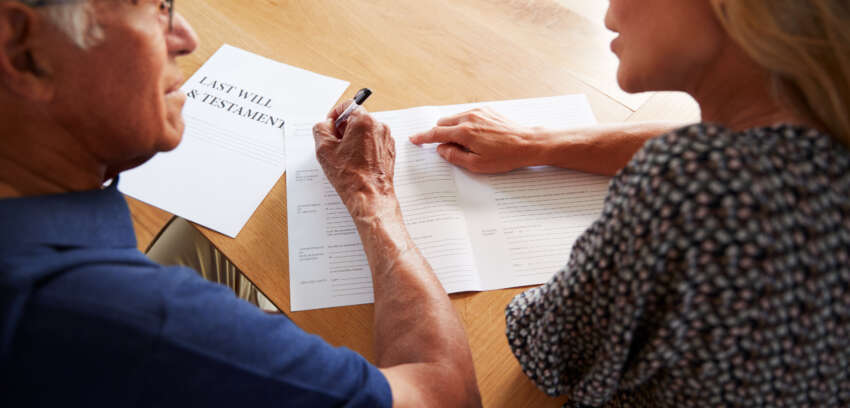 Using a deed of variation to change the terms of a Will