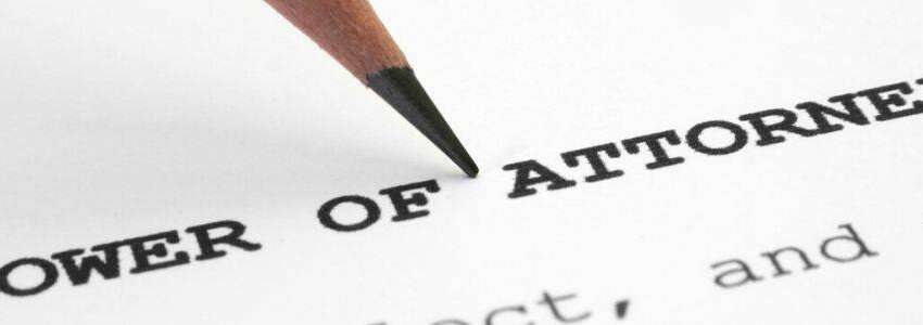 Setting up a Power of Attorney: A step by step guide